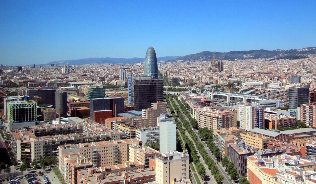 Laboratorio urbano de tecnolog a sostenible en barcelona for Tecnologia sostenible