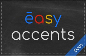 Easy Accents