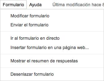 Creación y uso de formularios con Google Drive | Ayuda G Suite para ...