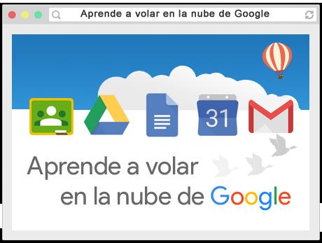 La nube de Google