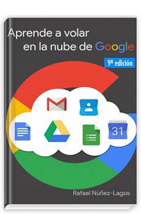 Aprende a volar en la nube de Google, el manual